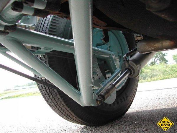зачем сзади автомобиля находилось колесо?