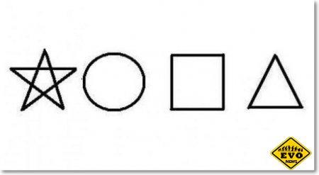 Прикольный онлайн тест: Какое слово видите Вы?