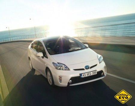 Toyota Prius - одной из самых продаваемых машин в мире