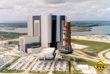 Космический центр Кеннеди -  входит в семерку чудес света