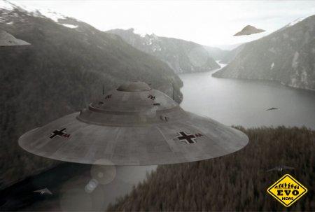Секретные летающие тарелки нацистов (Интересная статья)