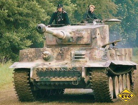 Порше проектировала танки для Гитлера (Интересная статья)