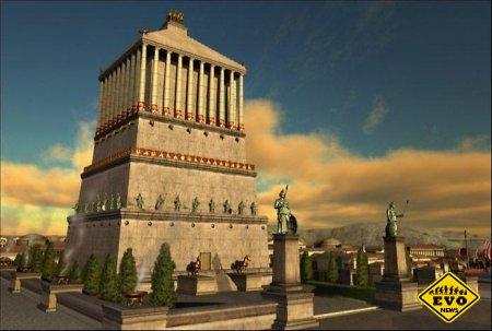 Мавзолей в Галикарнасе - один из семи чудес света