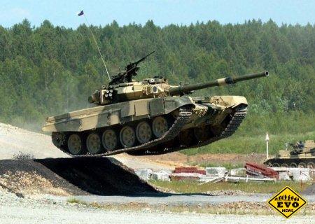 Т-90 - лучший российский танк (Интересное видео)