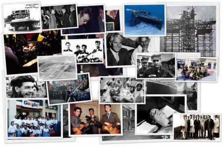 Интересные, редкие фотографии известных людей и событий
