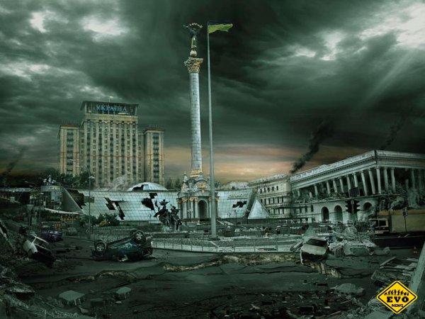 Конец света в картинках (Сборник интересных картинок)