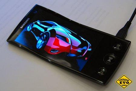 Гибкие AMOLED дисплеи от Samsung (hi-tech новость)