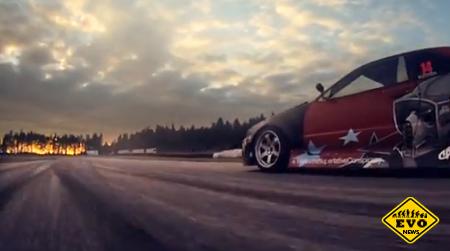 Красивое дрифт видео 2012 (Drift video Evil Empire)