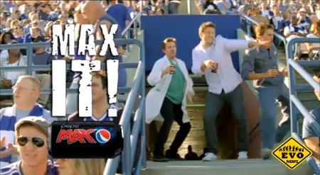 Pepsi Max - настоящие друзья поступают именно так!