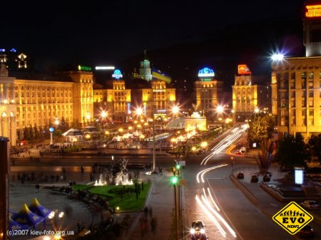 �������� ����� � ����� / Kyiv in Motion / Timelapse (2011)