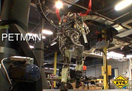 Первый робот, который может быть человеком (Patman)