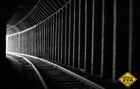 Контрабандный туннель в Украине (Интересная новость)
