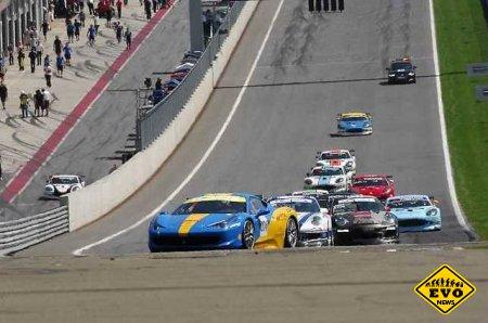 Украинцы добыли победу в чемпионате GT Italia 2012