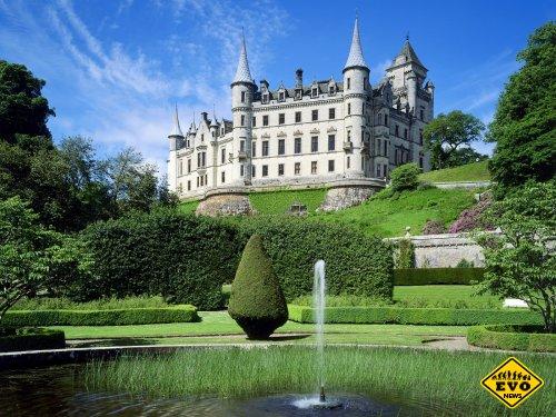 Замки Европы - фотографии замков