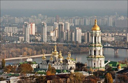 Самая высокая крыша Киева (Фото отчет)