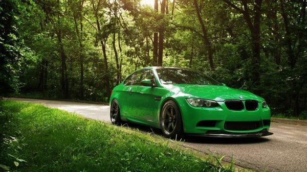 Классные картинки автомобилей BMW (Фотографии)
