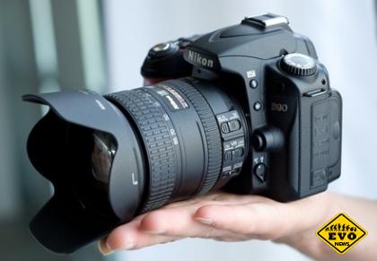 Как работает цифровой зеркальный фотоаппарат?