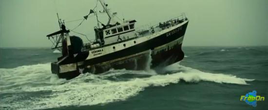 Море, шторм, пугающая красота - интересные видео