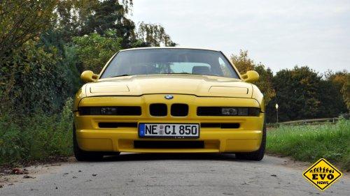 BMW 850CSi - всем любителям автомобилей BMW