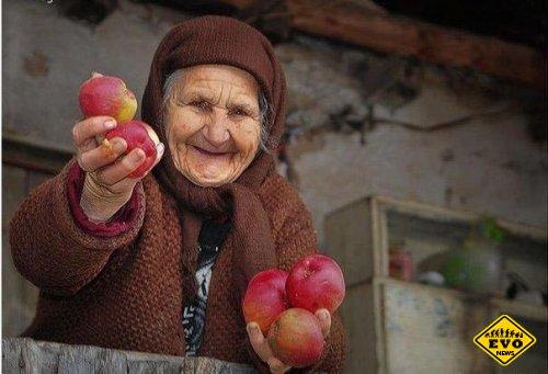 История что задела за душу. Уважаем пожилых людей