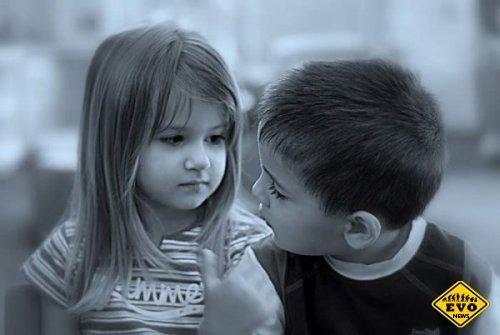 Что такое любовь устами детей (Интересное исследование)