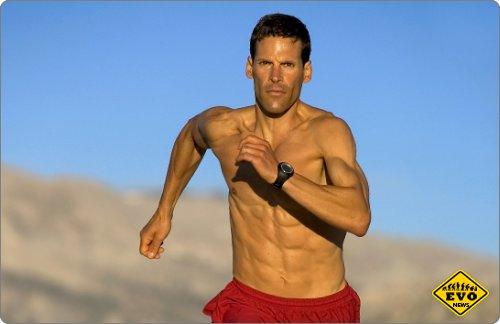 Дин Карназес - человек что пробежал 560км без остановки