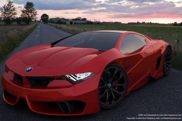 BMW M10 GT4 CONCEPT - ���� �������� ����� �����
