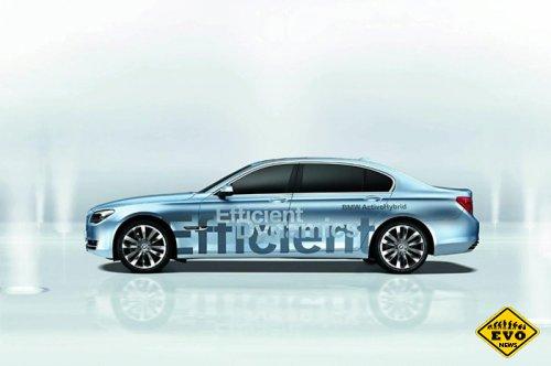 Партию BMW 7-й серии отзывают из-за дефекта в ПО