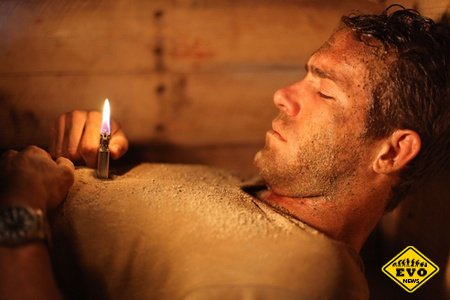 Украинец уснул в гробу (Необычная новость)