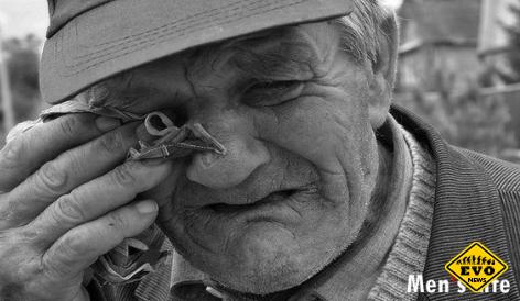Трогающая история одного старика