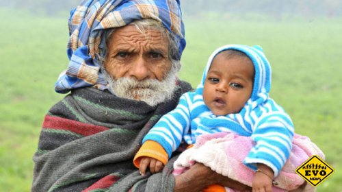 96-летний отец поставлен новый рекорд самого старого отца
