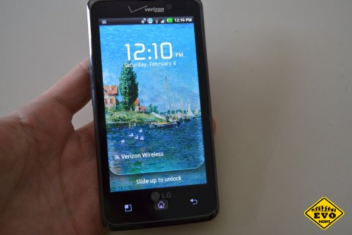 Новый смартфон от LG Spectrum 2 на ОС Андроид 4.0