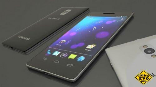 Galaxy S4 скоро будет конкурировать с Айфон 5