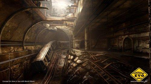 Реальная жуткая история случившаяся в метро