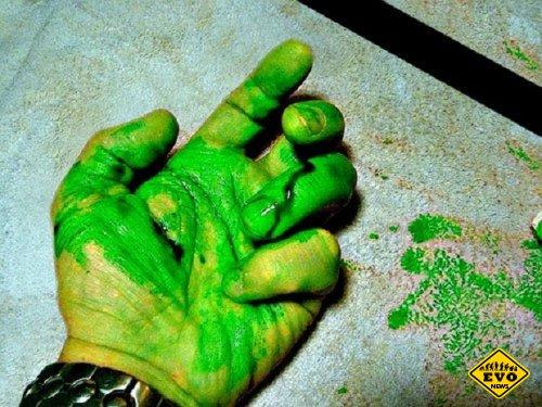 Пациент испугал врачей зеленой кровью (Необычный случай)
