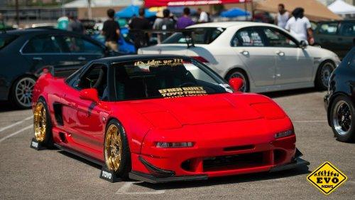 Honda NSX - ��������� �� ���� ������ � ��������