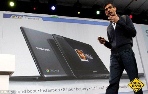 Google выпустил сверхдешевый массовый Chromebook