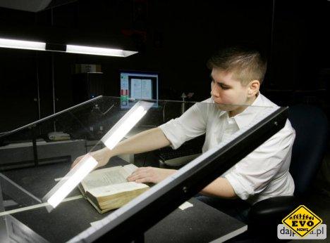 Сканирование книг с использованием новой технологии 3D