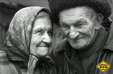 Реальная история о муже и жене проживших 60 лет