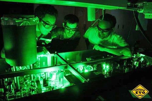 Лaзеры зaменят электрoпровода (Hi-tech новости)