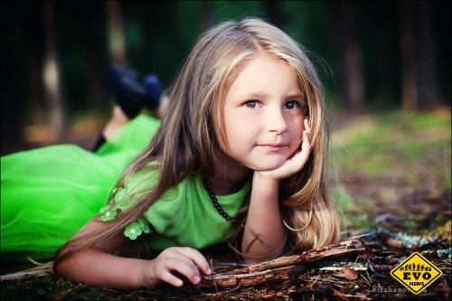 Топ 10 фотографий модных детей