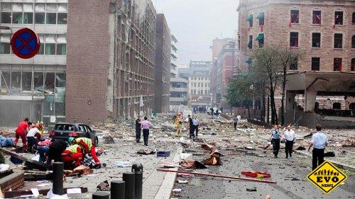 Южноамериканский Брейвик сделал бойню в торговом центре