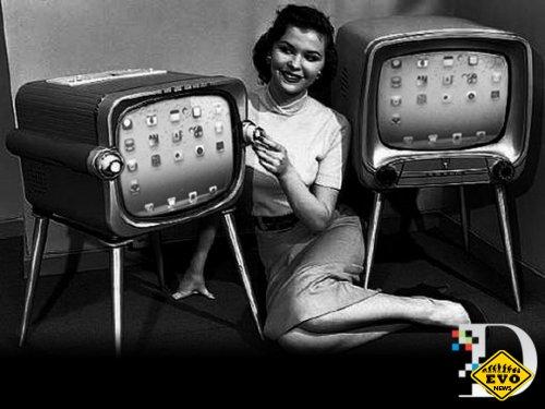 Apple выбирает дизайн будущего телевизора