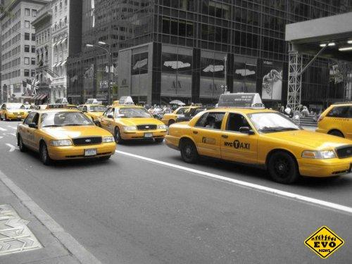 А Вы знаете почему такси в Нью-Йорке желтого цвета?
