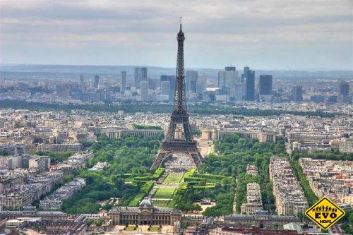 10 вещей, которые следует сделать в Париже