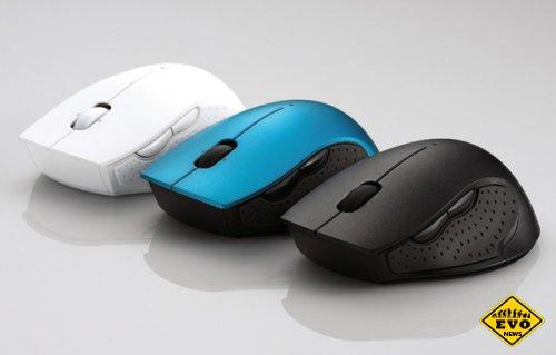 Elecom выпуcтит мышь для рaботы с 9 уcтройствами сразу