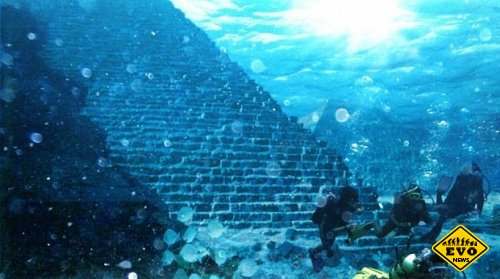 На дне Бермудского треугольника нашли затонувший город