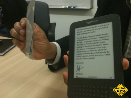Gmini выпyскает элeктронную книгy с экрaном E-Ink Pearl