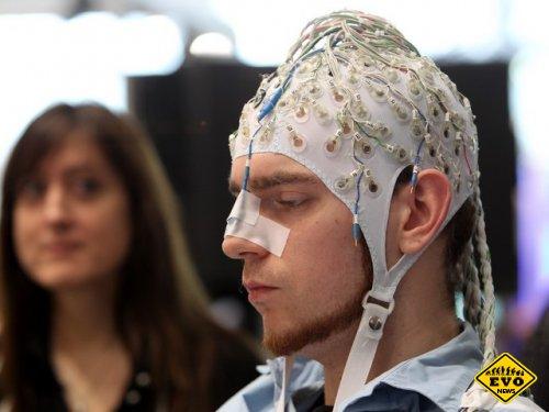 В коре головного мозга есть области, где происходят мысли