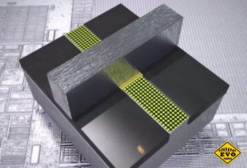 Технологии будущего 4D-транзисторы из индий-галлий-арсенида
